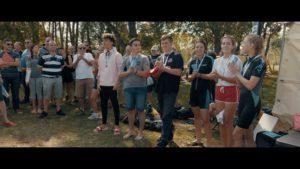 Challenge de nage 2019, les ados