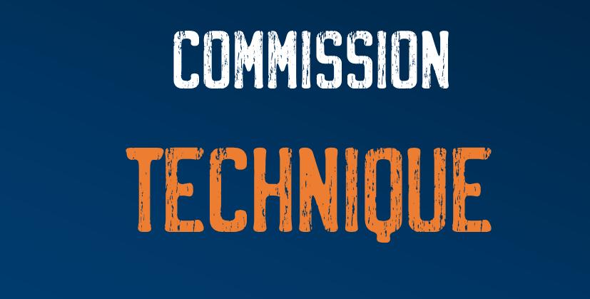 Communiqué de la Commission Technique
