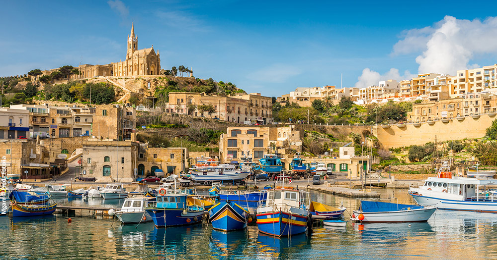 Voyage plongée Malte, octobre 2021